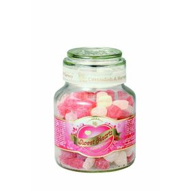 Cavendish & Harvey Candy Sweet Heart Cranberry and Vanilla, 350g