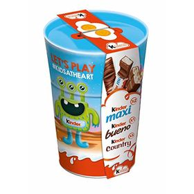 Kinder Mix Twister Tin, 134g