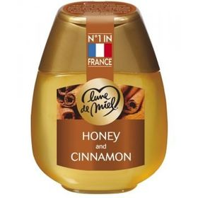 Honey Moon Honey & Cinnamon, 250g