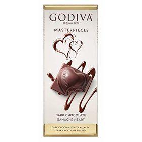 Godiva Masterpiece Dark Chocolate, 86g