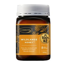 Comvita Wildlands Manuka Honey 500g