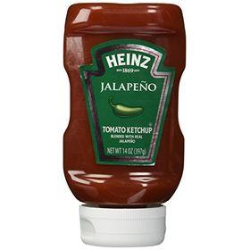Heinz Jalapeno Tomato Ketchup, 397g