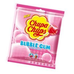 Chupa Chupa Bubblegum Lollipops, 96g