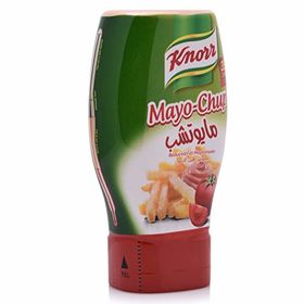 Knorr Mayo Chup Reduced Fat Mayonnaise, 295ml