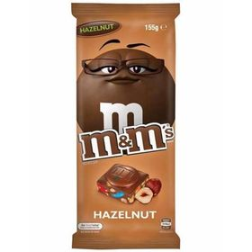 M&M's Chocolate Hazelnut, 155g