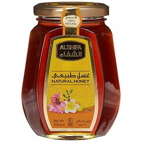 Al Shifa Natural Honey , 500g