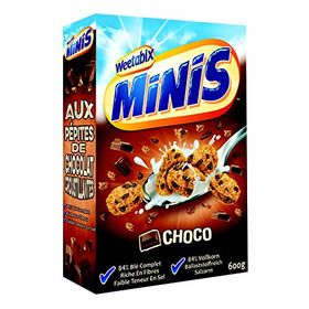 Weetabix Minis Choco, 450g