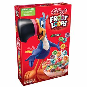 Kellogg's Froot Loops - 286gm