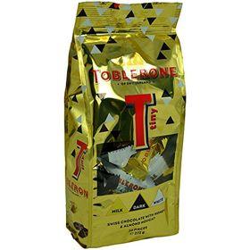 Toblerone Milk Dark White Tiny 34 Pieces 272g