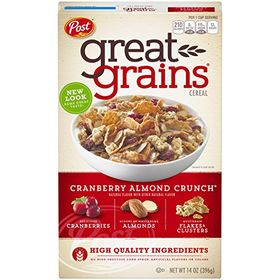 Post Cranberry Almond Crunch, 396g