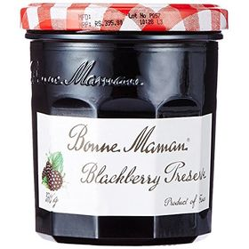 Bonne Maman BlackBerry Preserve, 370g