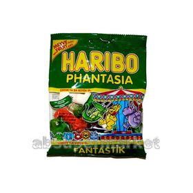 Haribo Phantasia Fantastik Gummy 160g (Halal)