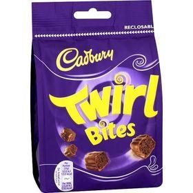 Cadbury Bites, Twirl , 109g