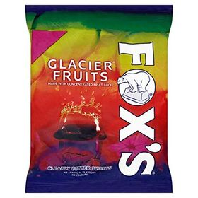 Fox's Glacier Fruits, 130g