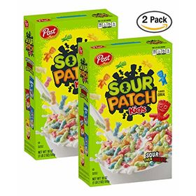 Post Sour Patch Kids Cereal, 311g