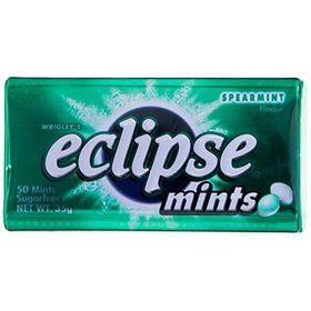 Wrigley's Eclipse Spearmint Sugarfree Mint Tin 35g