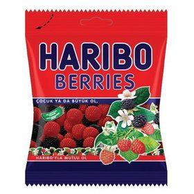 Haribo Berries 160g(Halal)