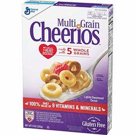 General Mills Multi-Grain Cheerios, 9 oz