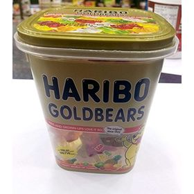Haribo Gold Bears (Halal) Jar, 175g