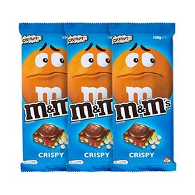 M&M's Chocolate Crispy, 150g