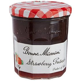 Bonne Maman Strawberry Preserve, 370g