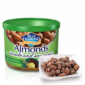 Blue Diamond Almonds, Wasabi and Soy Sauce, 150g