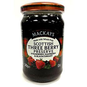 Mackays Scottish Strawberry Preserve, 340g