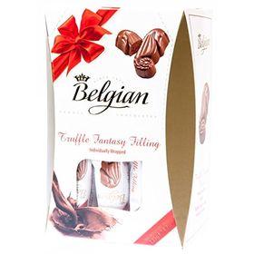 Belgian Seashore Milk Chocolate with Truffle Fantasy Filling Box, 135g