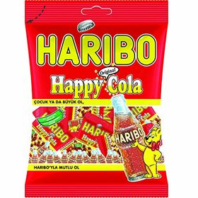 Haribo Original Happy Cola Candy, 200g