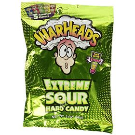 Warheads Extreme Sour 56g