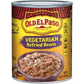 Old El Paso Beans Refired, 453g