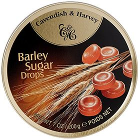 Cavendish & Harvey Drops Barley Sugar, 200g