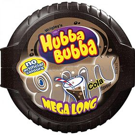 Hubba Bubba Bubble Tape Cola Gum, 56g