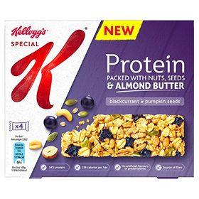 Kellogg'S Special K Blackcurrant & Pumpkin Seed Cereal Bars, 112 g