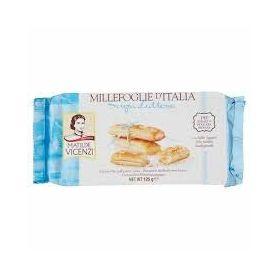 Maltilde Vicenzi Senza Lattosio Lactose Free Puff Free Stick, 125g
