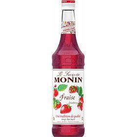 Monin Strawberry Syrup, 700ml