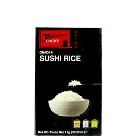 Japanese Choice Sushi Rice, 1Kg
