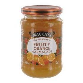 Mackays Fruity Orange Marmalade Jam, 340g