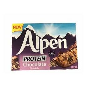 Alpen Protein Chocolate Cereal 5 Bars ( 5 X 34g ), 170g