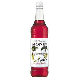 Monin Grenadine Syrup 1 Ltr