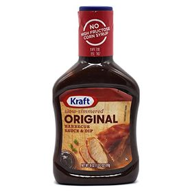 Kraft Barbecue Sauce Slow-Simmered- 510g
