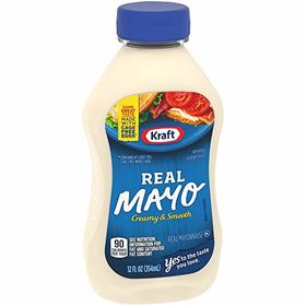 Kraft Real Mayo Creamy & Smooth Mayonnaise 354ml