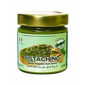 Crunchy ( Pistachino ) Pistachio Cream Spread Bottle, 190g