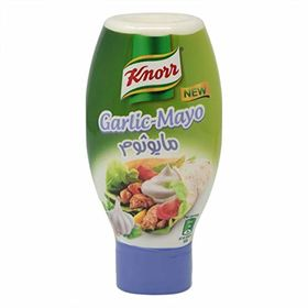 Knorr Garlic Mayo 532ml