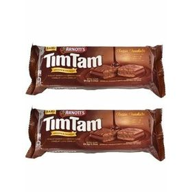 Arnott's Tim Tam Chocolate Sandwich Biscuit, 94.5g (Pack of 2)