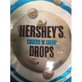 Hershey's Cookies N Creme Drops Packet, 80g