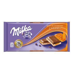 Milka Caramel, 100g