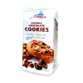Merba Double Chocolate Cookies, 200g