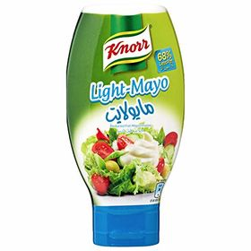 Knorr Light Mayo Reduce Fat Mayonnaise, 532ml