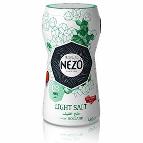 Nezo Low Sodium Salt, 450g